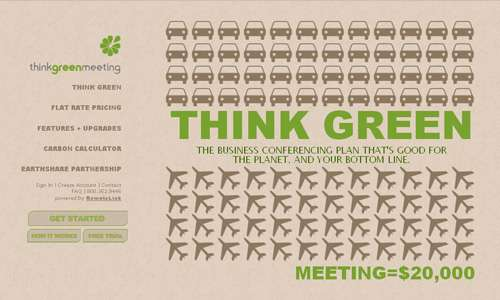 think green meeting