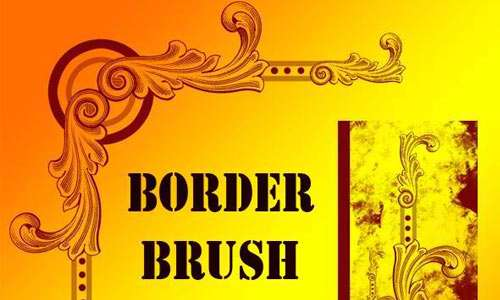 Border Brush