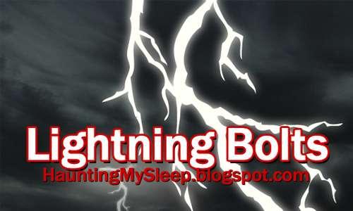 Lightning Bolts!