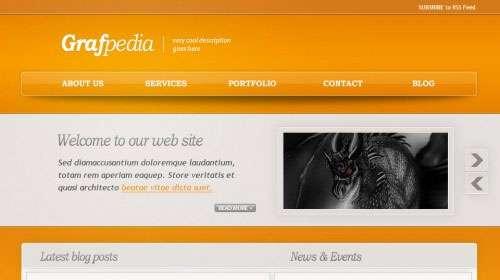 35 newly fresh web design layout tutorials