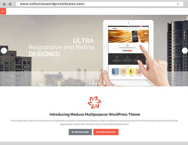 015-Medusa Responsive Multi-Purpose Theme