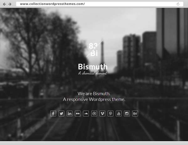 03-Bismuth All in One Responsive WP Theme