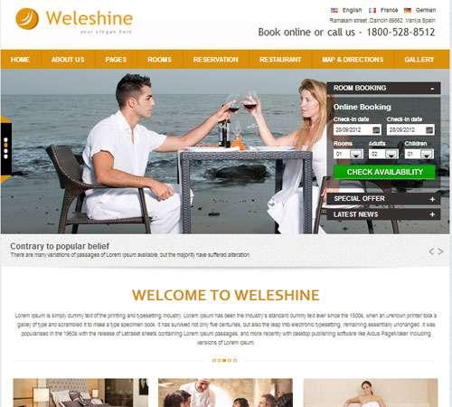 weleshine hotel