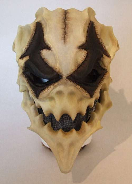 Really Very Scary Halloween Mask