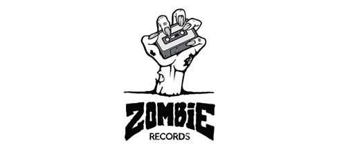 Zombie (Records) logo