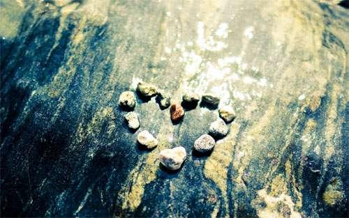 Heart Stones wallpapers