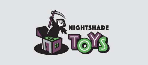 Nightshade Toys logo