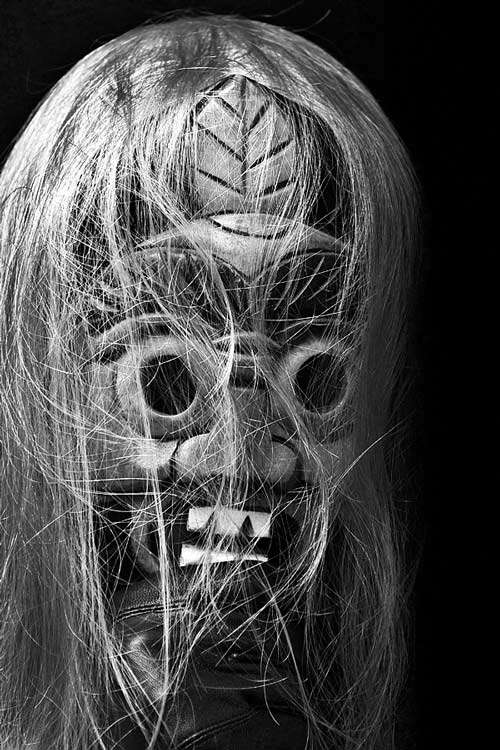 Really Scary Halloween Mask