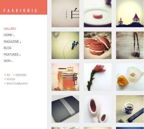 Fashionic - Portfolio/Magazine WordPress Theme