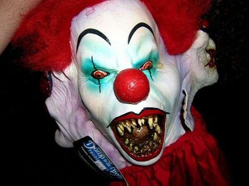Excruciating Halloween Mask