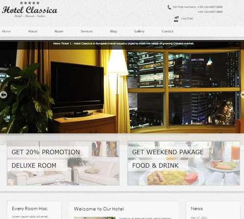hotel classica