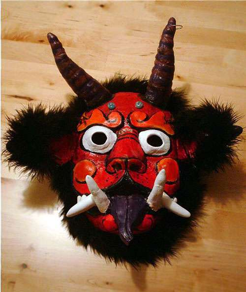 Really Funny Though Scary Halloween Mask