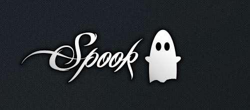 Spook Logo Design