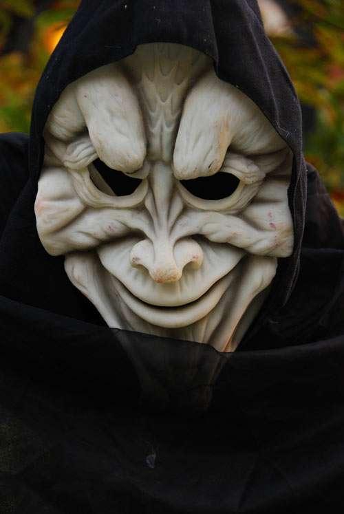 Ugly Halloween Mask
