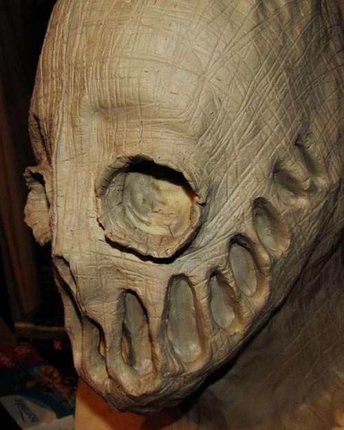 Inspiringly Creepy Halloween Mask