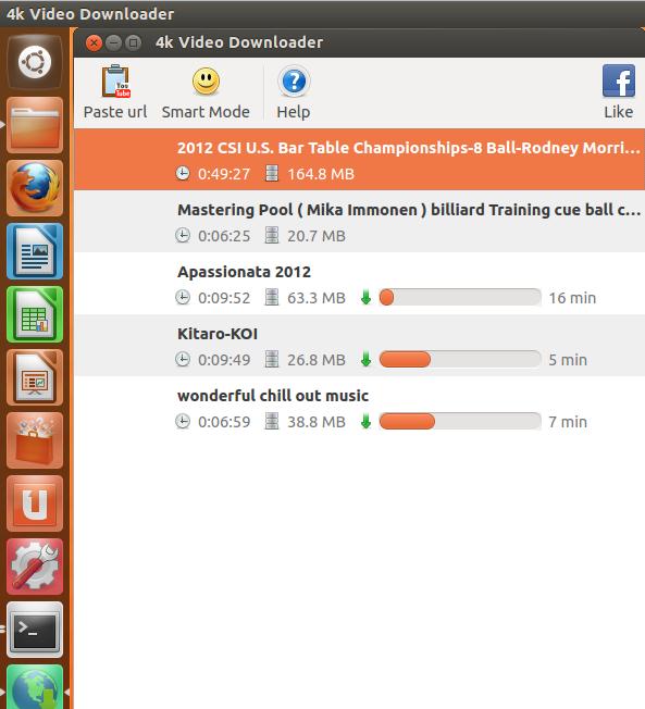 Ubuntu 11. 04 youtube video downloader   my net house.