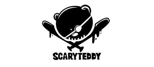 ScaryTeddy logo