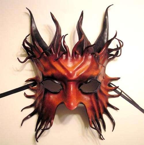 Unique Halloween Mask