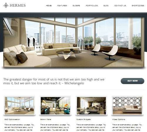 hermes corporate resort