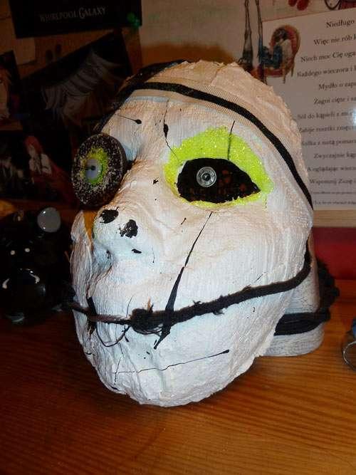 Undeniably Scary Halloween Mask