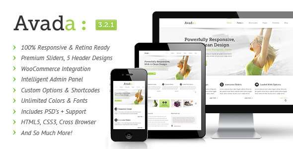 Avada | Responsive Multi-Purpose Theme - Corporate WordPress