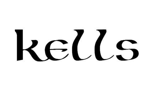 Kells Uncial font