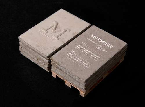 Business Card for: Murmure