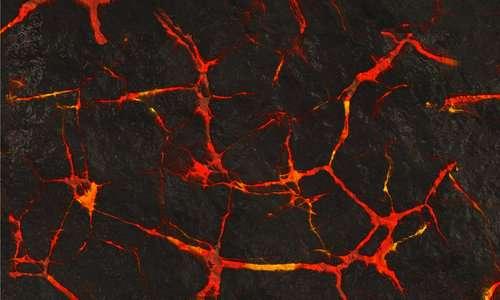 Lava Texture Stock