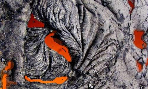 Hot Lava texture