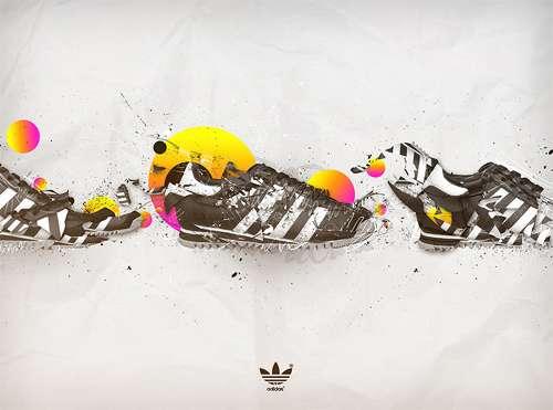 Adidas - Just change