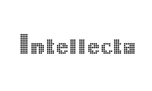 Intellecta Digital font