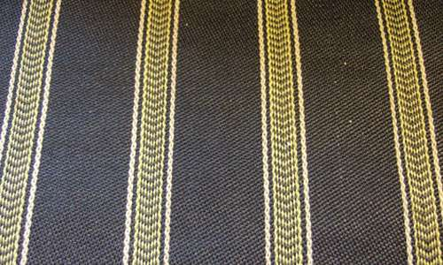 Warmly Nice Striped Fabric Texture