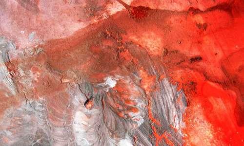 Liquid Lava texture
