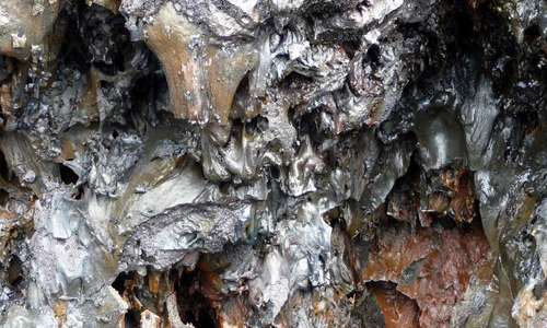 Evil lava texture
