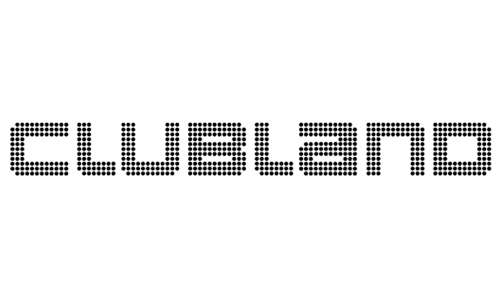 Clubland font