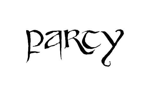 Party Business font
