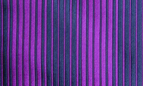 Silky Striped Fabric Textures