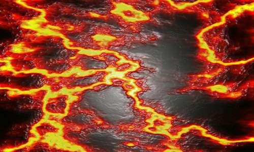 Lava stock texture