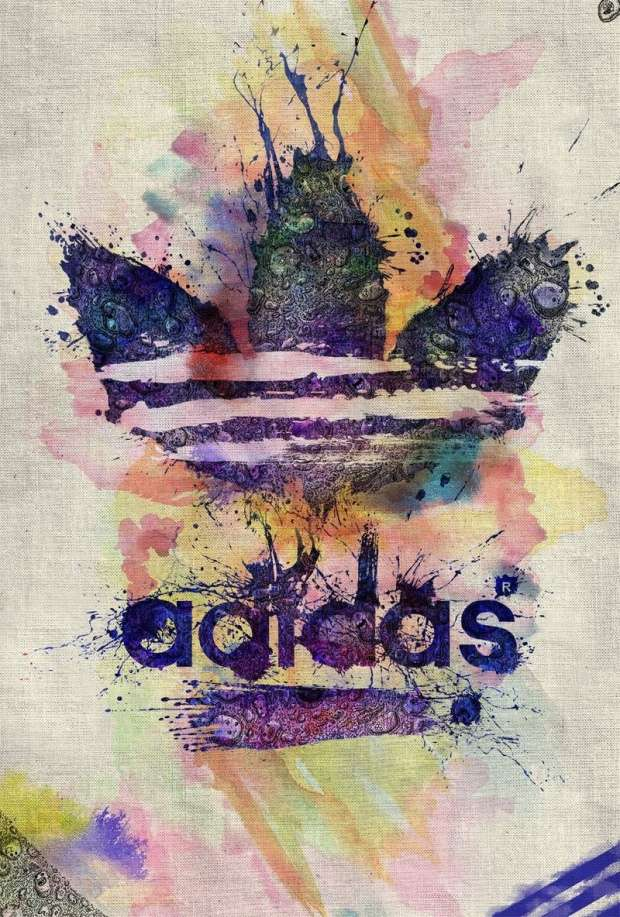 27 graphic design artworks inspired by adidas freakifycom
