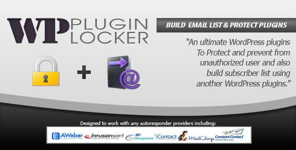 WP Plugin Locker - CodeCanyon Item for Sale