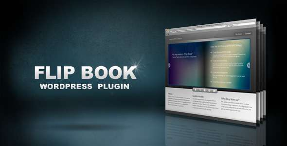 Flip Book WordPress Plugin - CodeCanyon Item for Sale