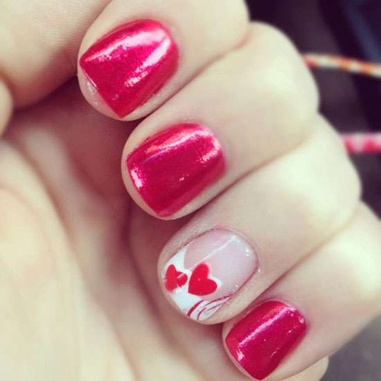 15-Inspiring-Valentines-Day-Nail-Art-Designs-Ideas-2013-For-Girls-41.jpg (550×550)