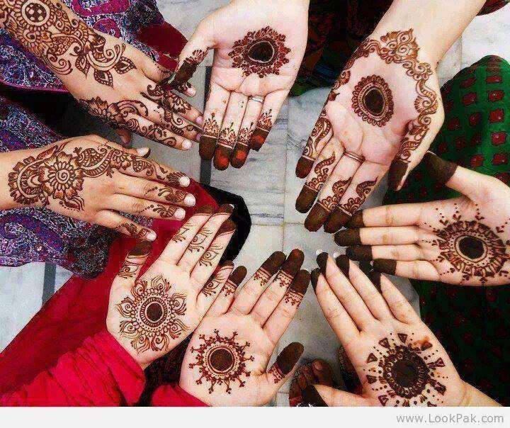 Best-Bridal-Mehndi-Designs-of-2013-for-Pakistani-Indian-Brides-2014-6 ...