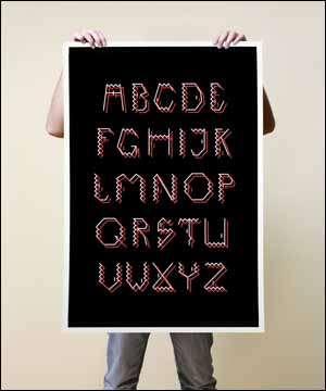 Darect Free Font image