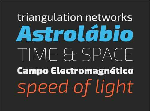 Free Font Download Contemporary Geometric Sans Serif image