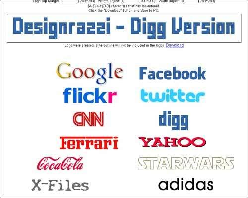 logo facebook maker