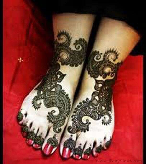 full-feet-legs-mehndi-designs-for-brides-2013-2014.jpg (609×687)