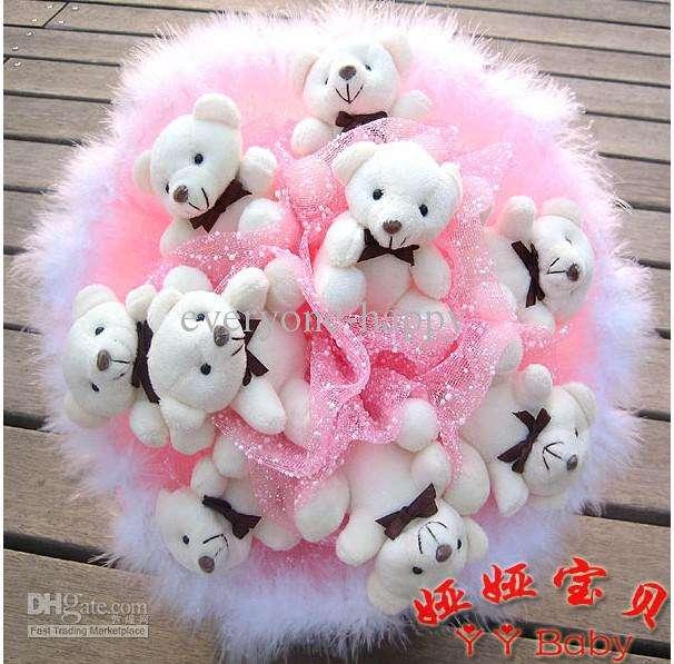 Valentine's Day Teddy Bear : Freakify.com