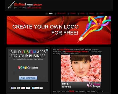 Free Logo Maker  Design A Logo Online  GraphicSprings