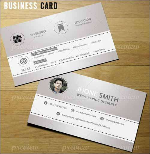 More than 25 Best Free PSD Business Card Templates 2014 : Freakify.com